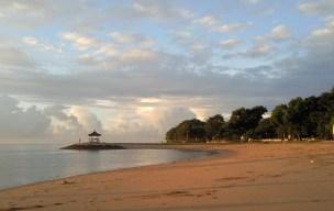 Sanur beach 17