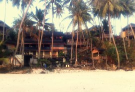 8.0 Accomodation Sabang, Pulau Weh